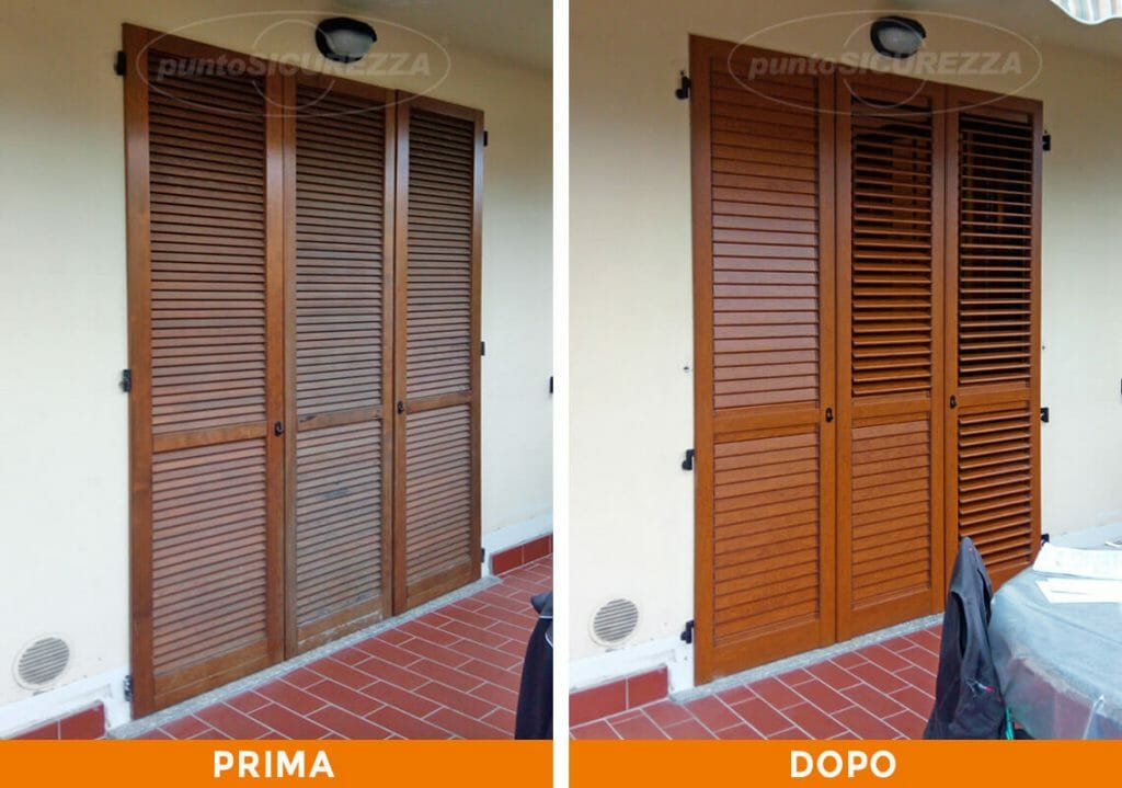 Punto Sicurezza Casa - Installazione Infissi pvc e alluminio a Milano