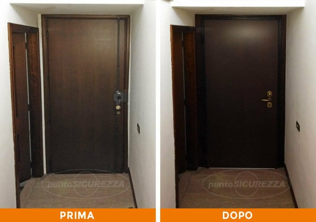 Punto Sicurezza Casa - Giuseppe P. – Nova Milanese (MI)