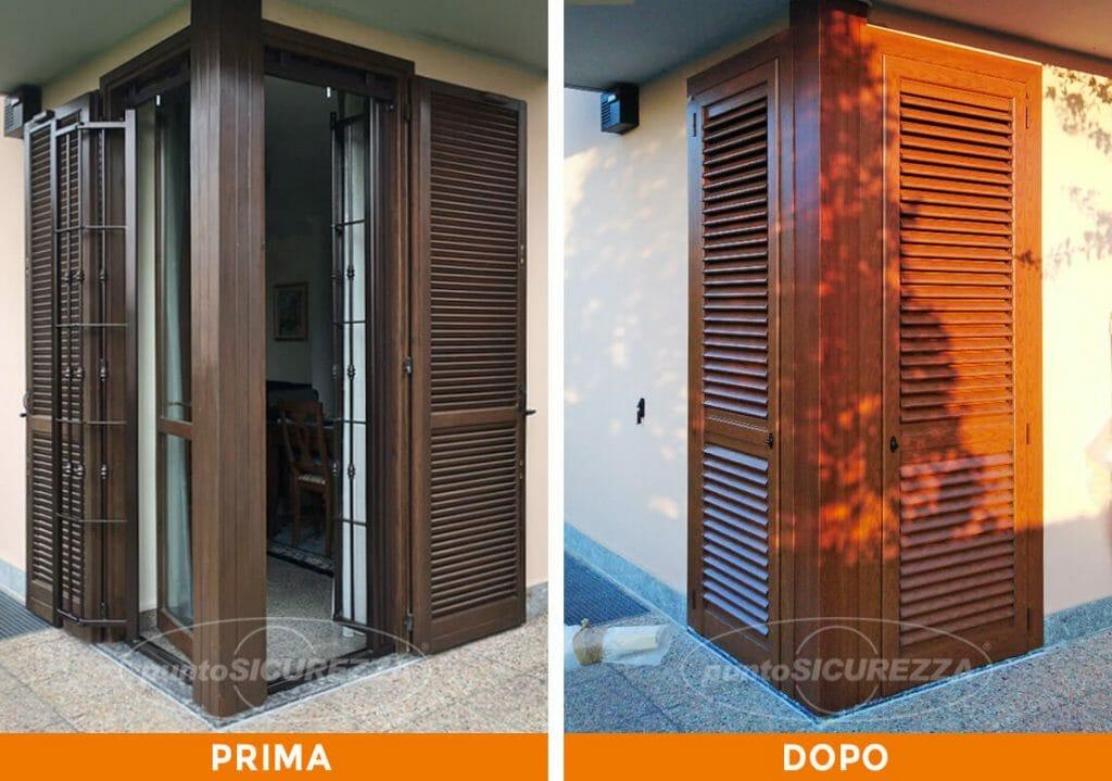 Punto Sicurezza Casa - Flavio R. – Novate Milanese (MI)