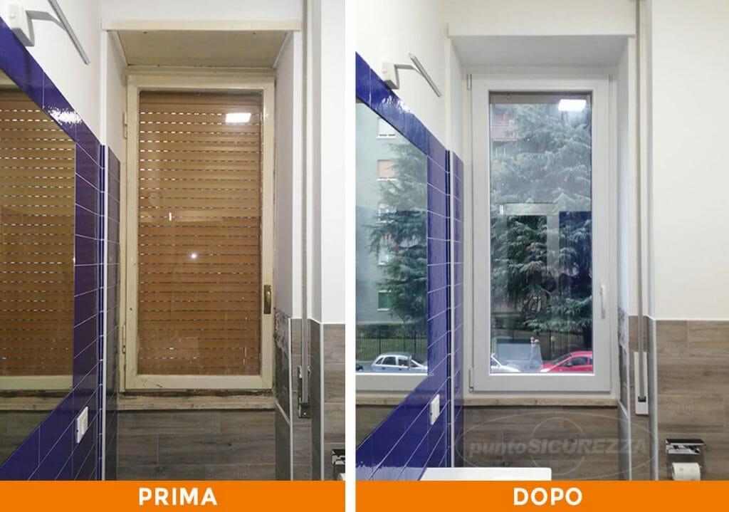 Punto Sicurezza Casa - Installazione Infissi pvc e tapparelle a Milano