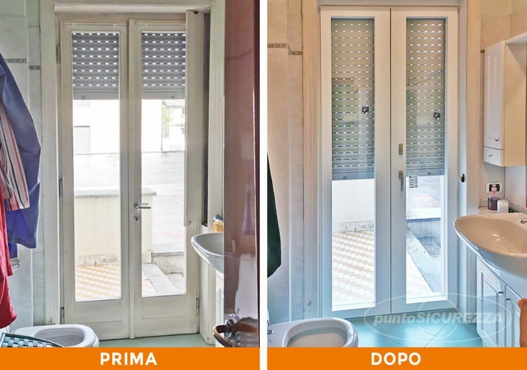 Punto Sicurezza Casa - Installazione Infissi Legno Alluminio a Milano