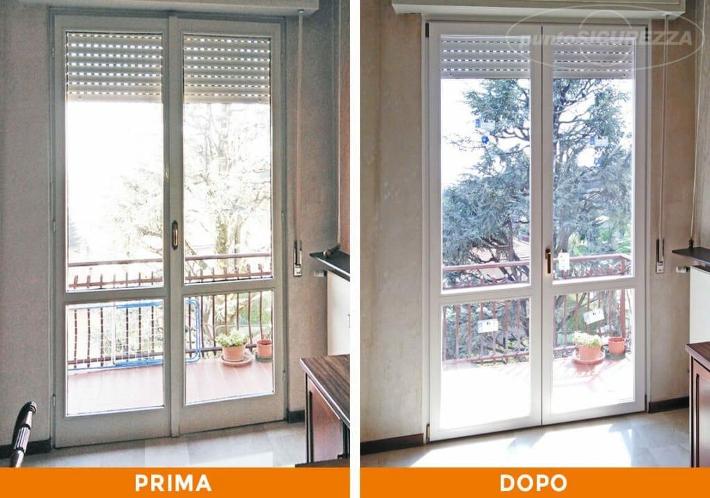 Punto Sicurezza Casa - Installazione Infissi legno-alluminio Lecco