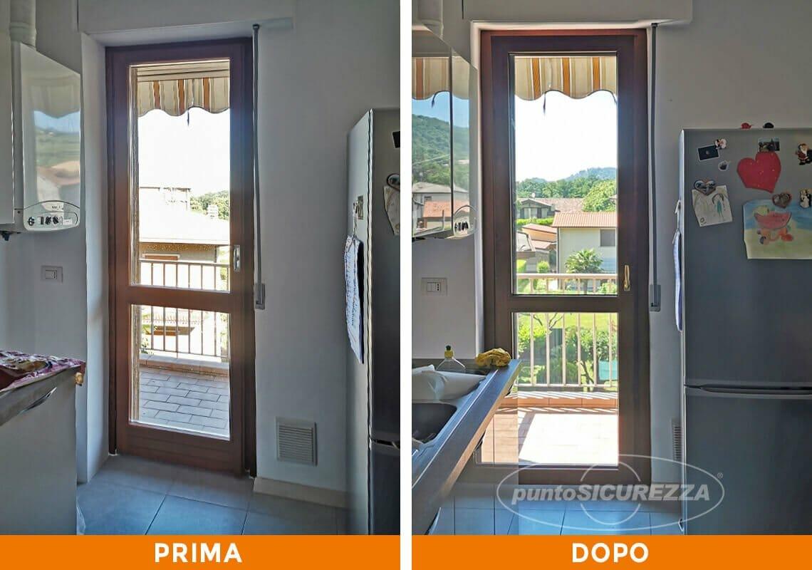 Installazione Finestre pvc douglas a Lecco