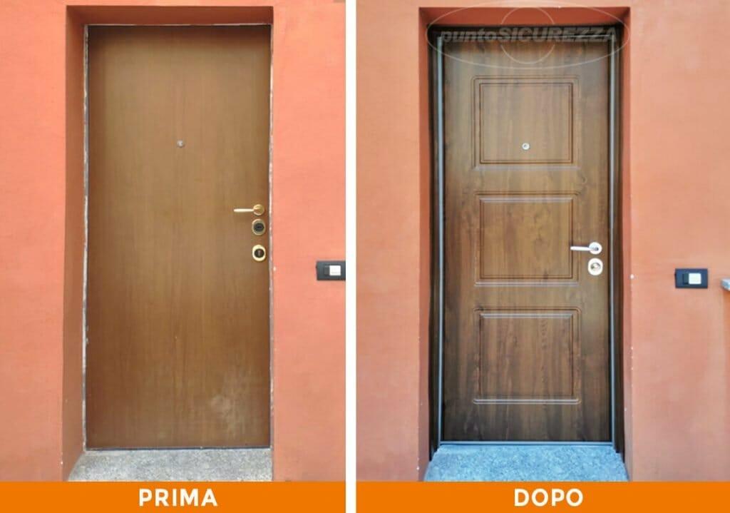 Punto Sicurezza Casa - Installazione Porta d'ingresso e Grate a Como