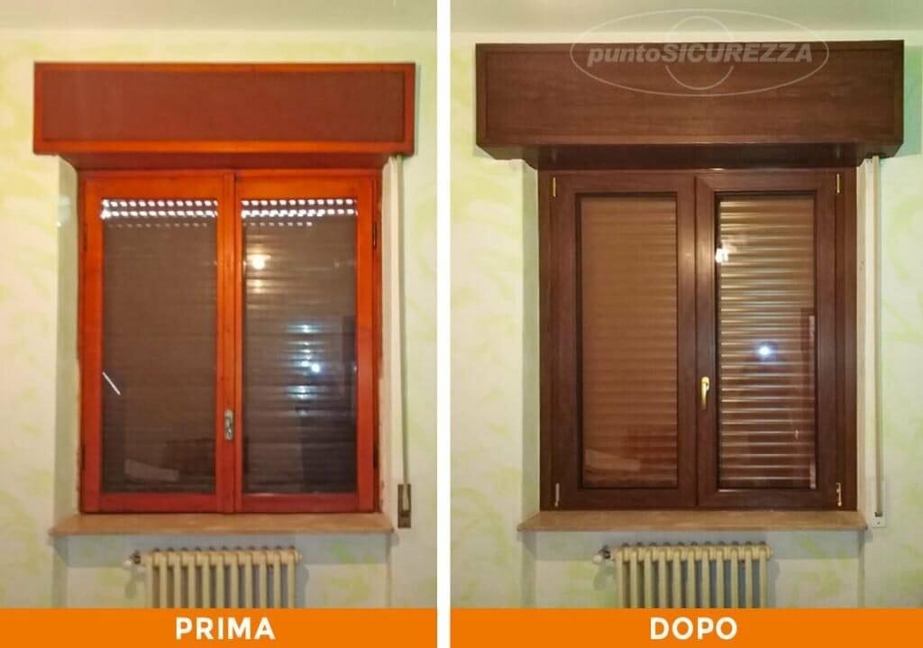 Punto Sicurezza Casa - Installazione Serramenti e cassonetti a Monza