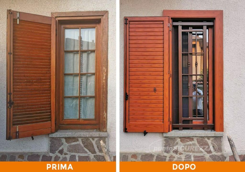 Punto Sicurezza Casa - Installazione Serramenti in alluminio a Milano