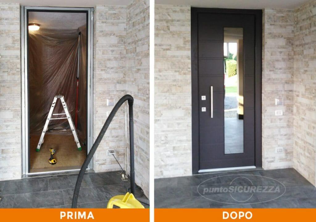 Punto Sicurezza Casa - Installazione Porta di casa e Portone box Monza