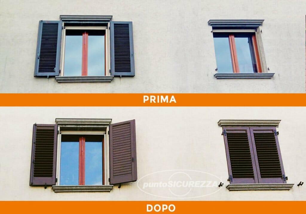 Punto Sicurezza Casa - Installazione Persiane e Finestre a Bergamo