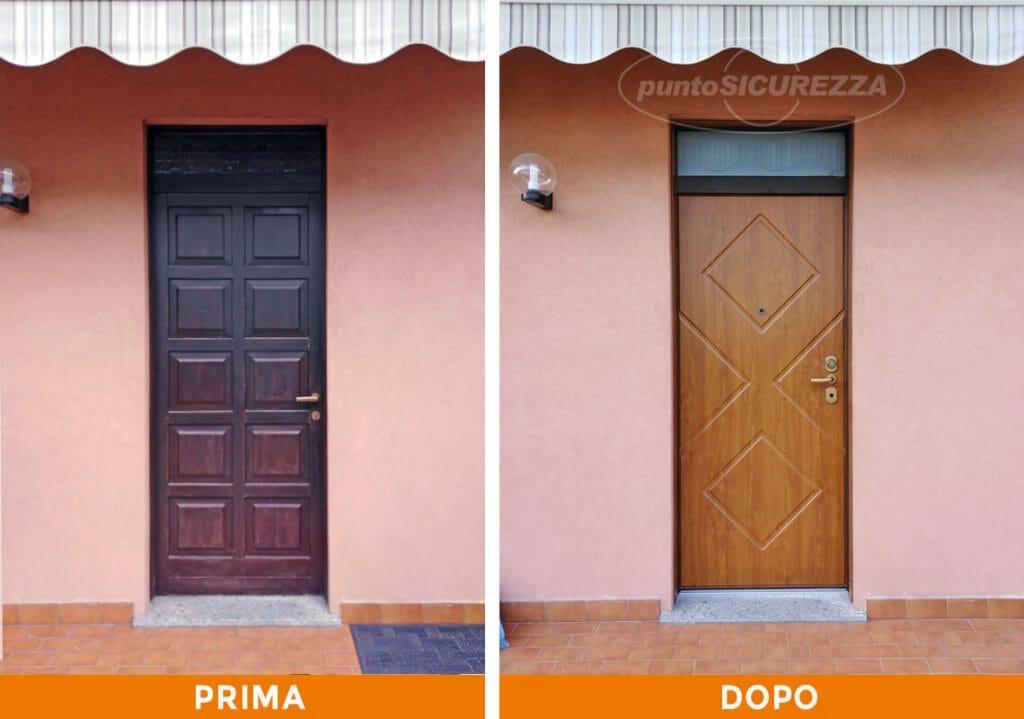 Punto Sicurezza Casa - Installazione Porta blindata e Persiane a Como