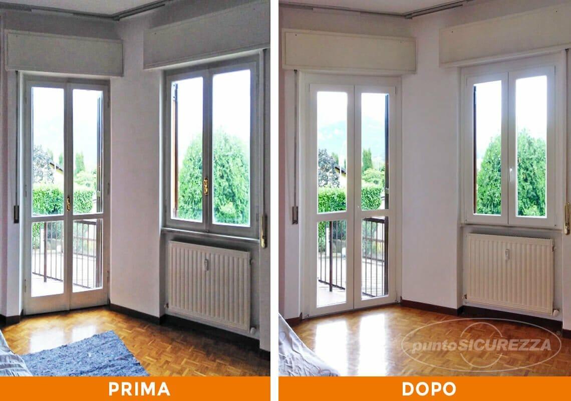 Installazione Finestre in PVC a Lecco
