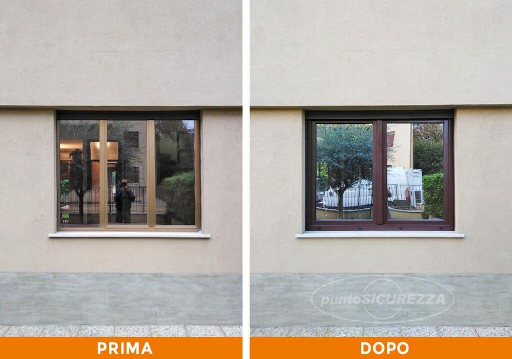 Punto Sicurezza Casa - Installazione finestre PVC e cassonetti a Monza