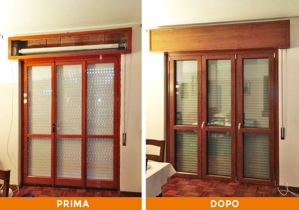 Punto Sicurezza Casa - Installazione Infissi e Cassonetti a Dalmine