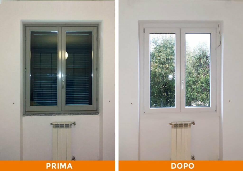 Punto Sicurezza Casa - Installazione Infissi in alluminio a Lecco