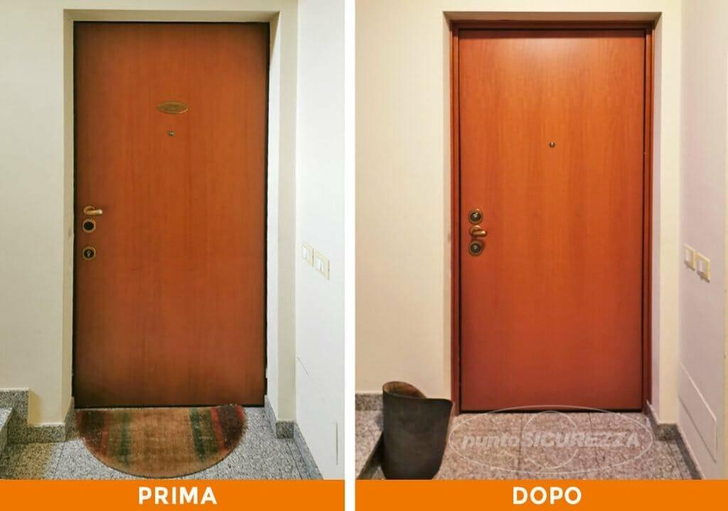 Punto Sicurezza Casa - Installazione Porta blindata e Grate a Cantù