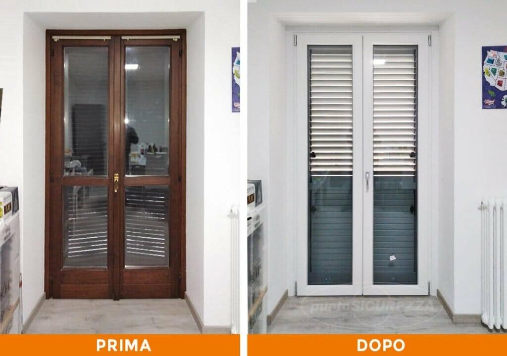 Punto Sicurezza Casa - Installazione Serramenti e Persiane a Sondrio