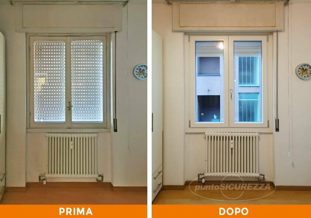 Punto Sicurezza Casa - INSTALLAZIONE SERRAMENTI IN PVC A COMO
