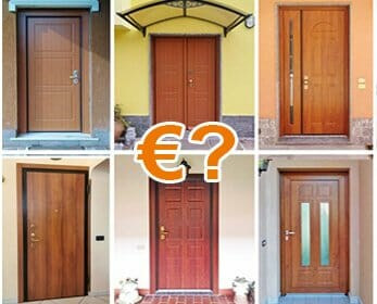 Porte Blindate Quanto Costano Tabelle E Prezzi Punto Sicurezza Casa