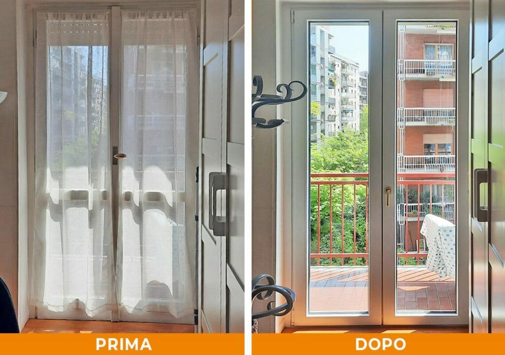 Punto Sicurezza Casa - Installazione finestre pvc e tapparelle a Milano