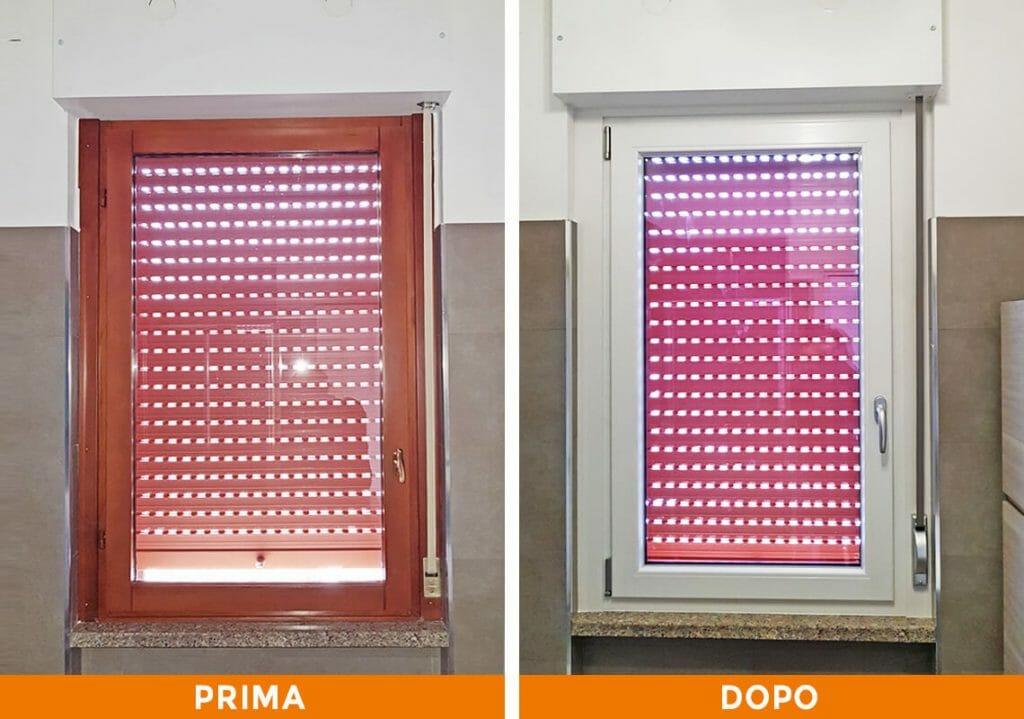 Punto Sicurezza Casa - Installazione Infissi pvc alluminio a Lissone