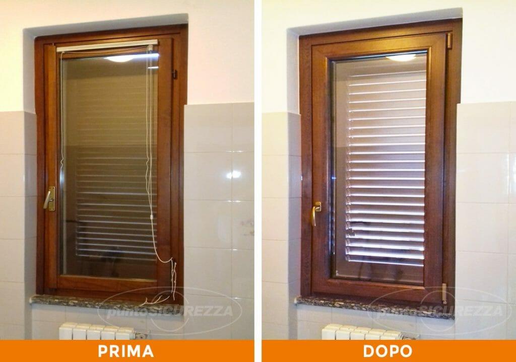 Punto Sicurezza Casa - Installazione Portoncino PVC e Infissi a Monza