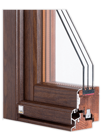 Infissi legno alluminio caratteristiche e prezzi su misura for Controfinestre in alluminio prezzi
