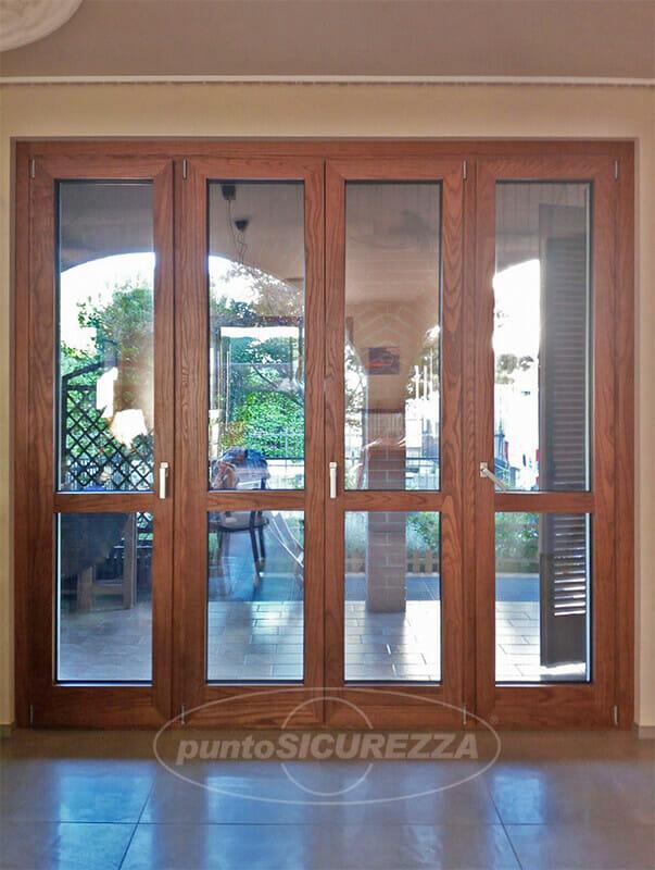 Preventivo infissi su misura finestre moderne serramenti for Porta finestra alluminio prezzo