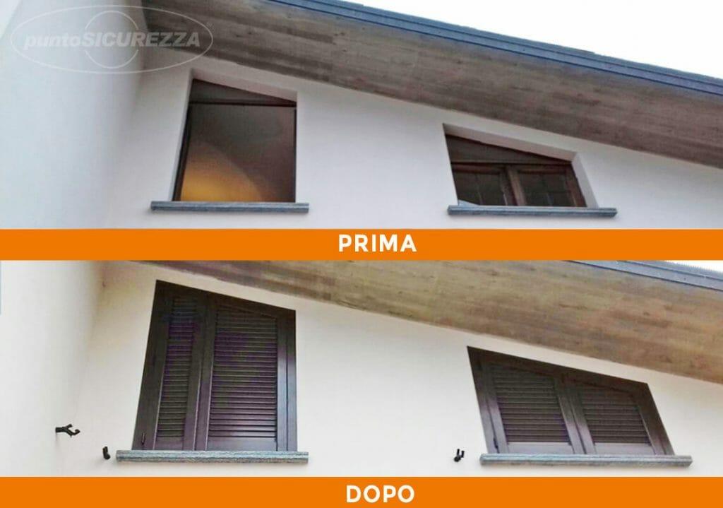 Ruggero l a dalmine bg progetti punto sicurezza casa