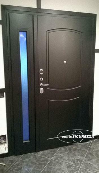 Porte blindate moderne punto sicurezza casa - Apertura porta blindata ...