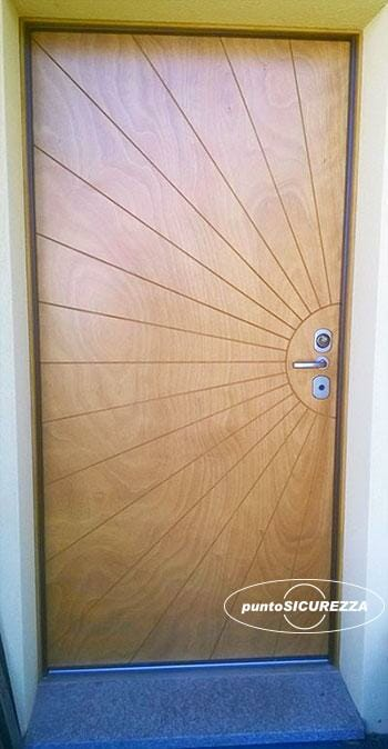 Favoloso Porte blindate moderne - Punto Sicurezza Casa FZ61