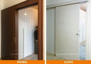 Installazione Porte interne scorrevoli a Milano