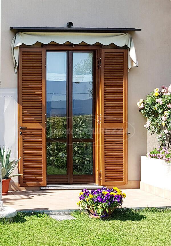 Persiane moderne e oscuranti per finestre su misura - Finestre pvc su misura prezzi ...