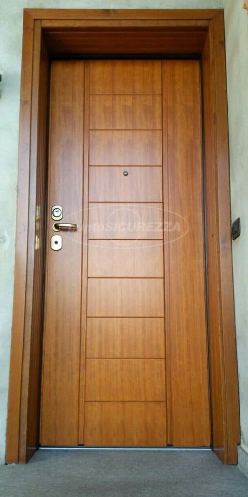 Porte blindate moderne su misura - Punto Sicurezza Casa