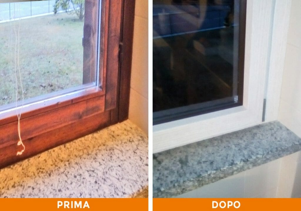 Punto Sicurezza Casa - Installazione Finestre Legno Alluminio a Lecco