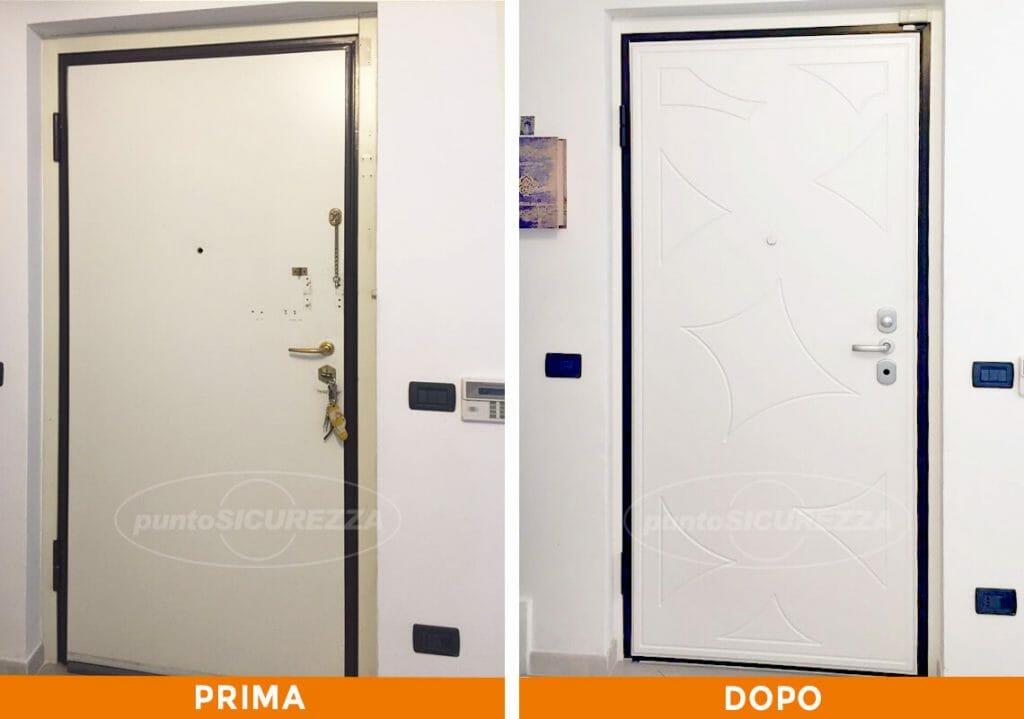 Punto Sicurezza Casa - Installazione Porta blindata e Grate a Lecco