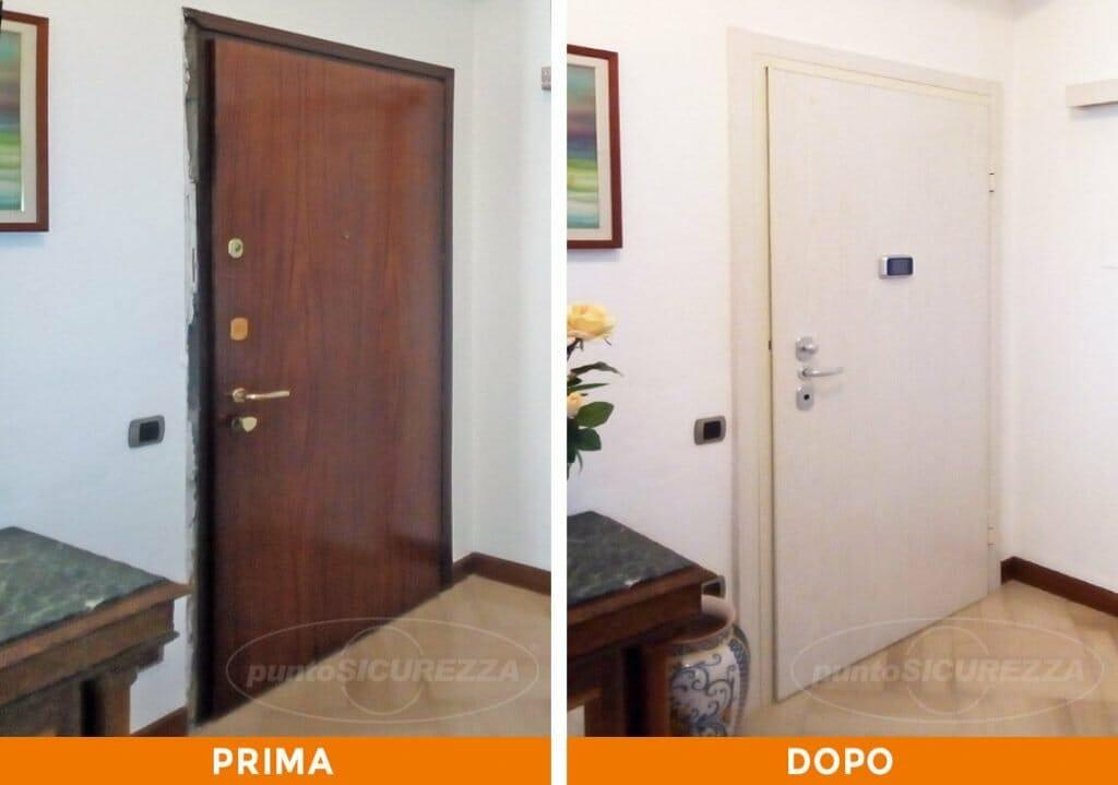 Punto Sicurezza Casa - Installazione Infissi e porte a Milano
