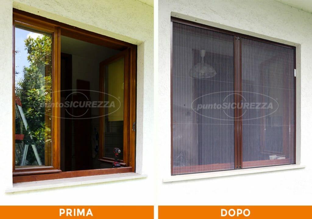 Punto Sicurezza Casa - Installazione Grate e Tapparelle sicure a Monza