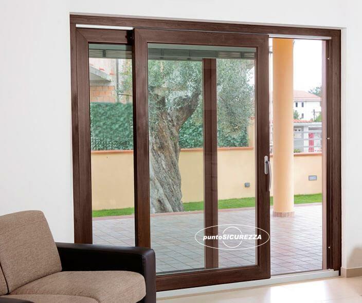 Stunning porta finestra scorrevole prezzi ideas - Misure porta finestra ...