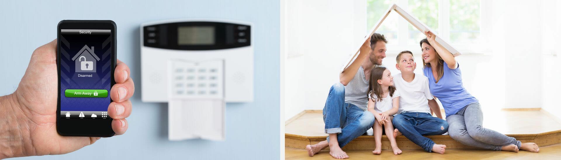 Sistemi di allarme casa professionali prezzi su misura - Sistemi allarme casa prezzi ...